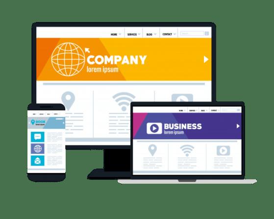 Jasa Pembuatan Website Profil Perusahaan / Company Profile